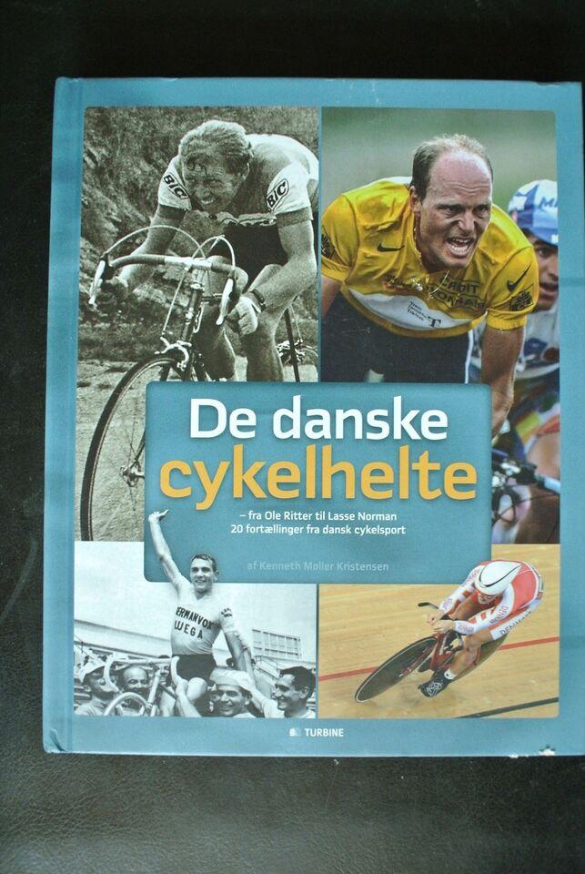 de danske cykelhelte, kenneth møller kristensen, emne:
