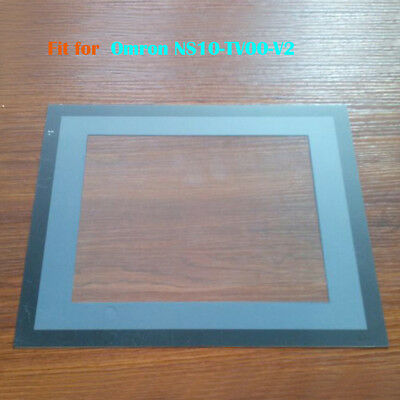 New for Omron NS10-TV00-V2 NS10TV00V2 Touch Screen Glass