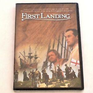 First Landing 2006 Historical Drama DVD Widescreen Christian Broadcasting Netwrk