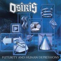 Osiris - Futurity & Human Depressions [new Cd] Deluxe Edition on sale