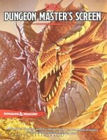 D&d Dungeon Master's Screen (d&d Accessory) Hardcover By Wizards Rpg Team