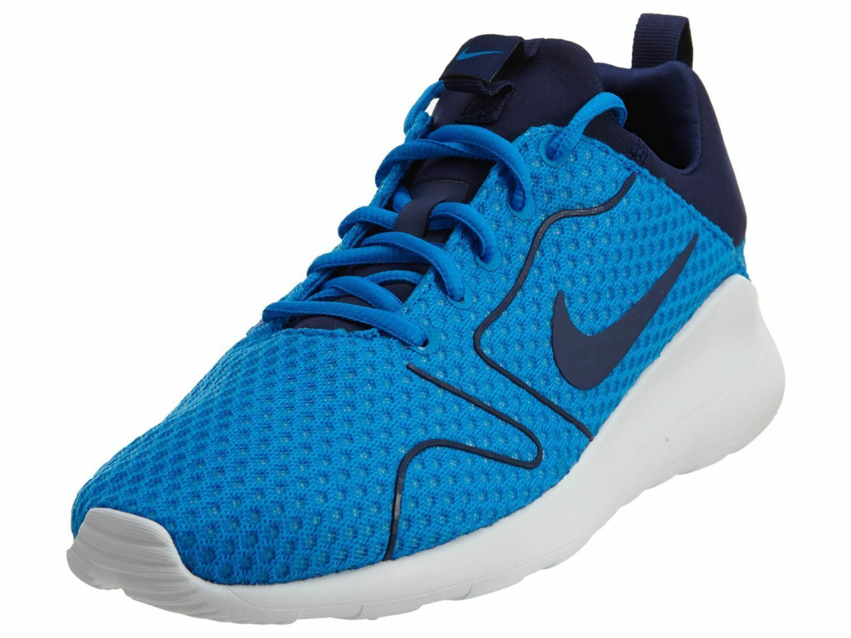 NIKE KAISHI 2.0 LOW RUNNING SNEAKERS MEN SHOES BLUE 833457-441 SIZE 13 NEW