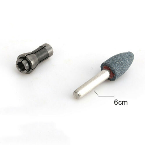 Head Collet Engraving 1pc Chuck Gray 6mm//3mm Replacement Part Spare Tool