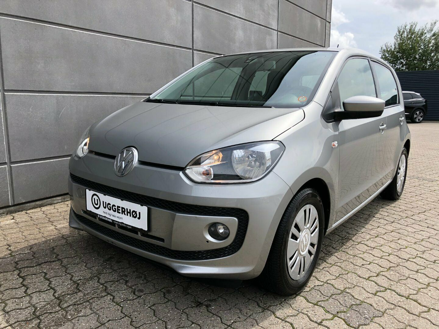 VW Up! 1,0 MPi 60 Move Up! BMT 5d - 74.900 kr.