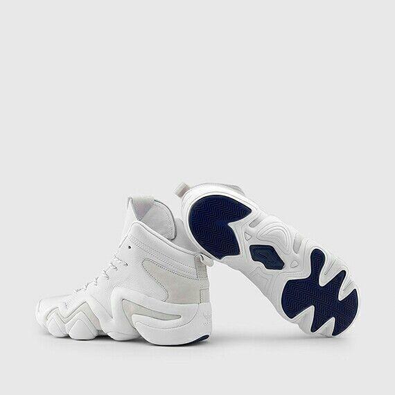 Adidas Crazy 8 ADV All Star Weekend White Purple CQ0990  kobe yung 1 yeezy 13