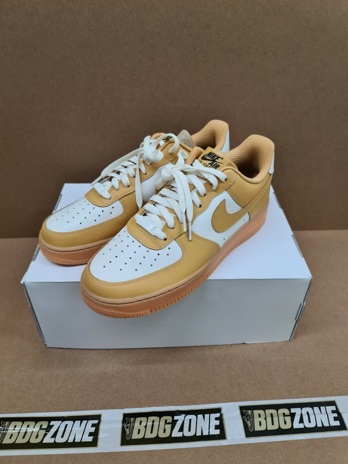 NIKE AIR FORCE 1 LOW ID BY YOU (CT7875 994) TRAINERS UK 8.5 EU 43