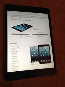Apple-Ipad-Mini-1-Wifi-16gb-piu-custodia-nuova-similpelle-floreale-Usato