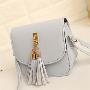 647e4d134c Fringe Tassel Bag Small Bags for Women PU Leather Women Shoulder ...