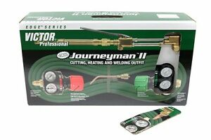 Victor Journeyman II CGA 300 Welding & Cutting Outfit 0384-2040 716352548588