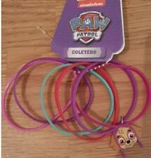 Paw Patrol Hair Bands Accessories Ties Girls Gift Clips Bracelet Band Head