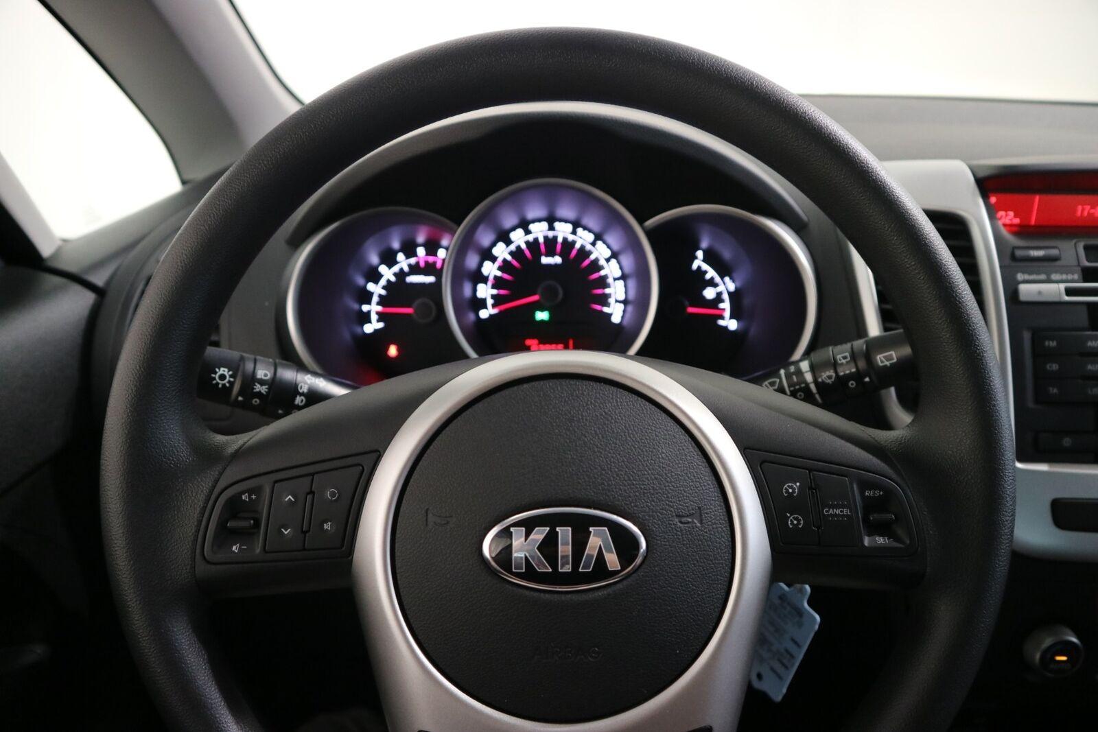 Kia Venga 1,6 CRDi 128 Attraction - billede 5