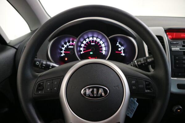 Kia Venga 1,6 CRDi 128 Attraction - billede 5