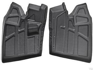 Details about SOLVE THE DUST PROBLEM! New Polaris RZR Rubber Floor mats  liners XP 4 S 800 570