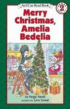 Merry Christmas, Amelia Bedelia (I Can Read Level 2) by Parish, Peggy