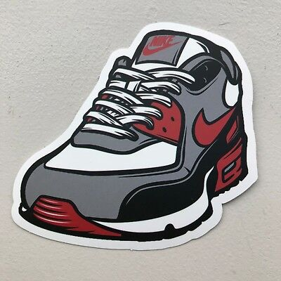 nike air max sticker