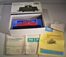 "12 081 PIKO ""elektrische Nebenbahnlokomotive E 69 DB"",funktionstüchtig,1/87 H0"