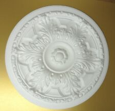 "Ceiling Rose Size 445MM (17 1/2"") - 'COUNTRY SPLENDOUR' Lightweight Polystyrene"