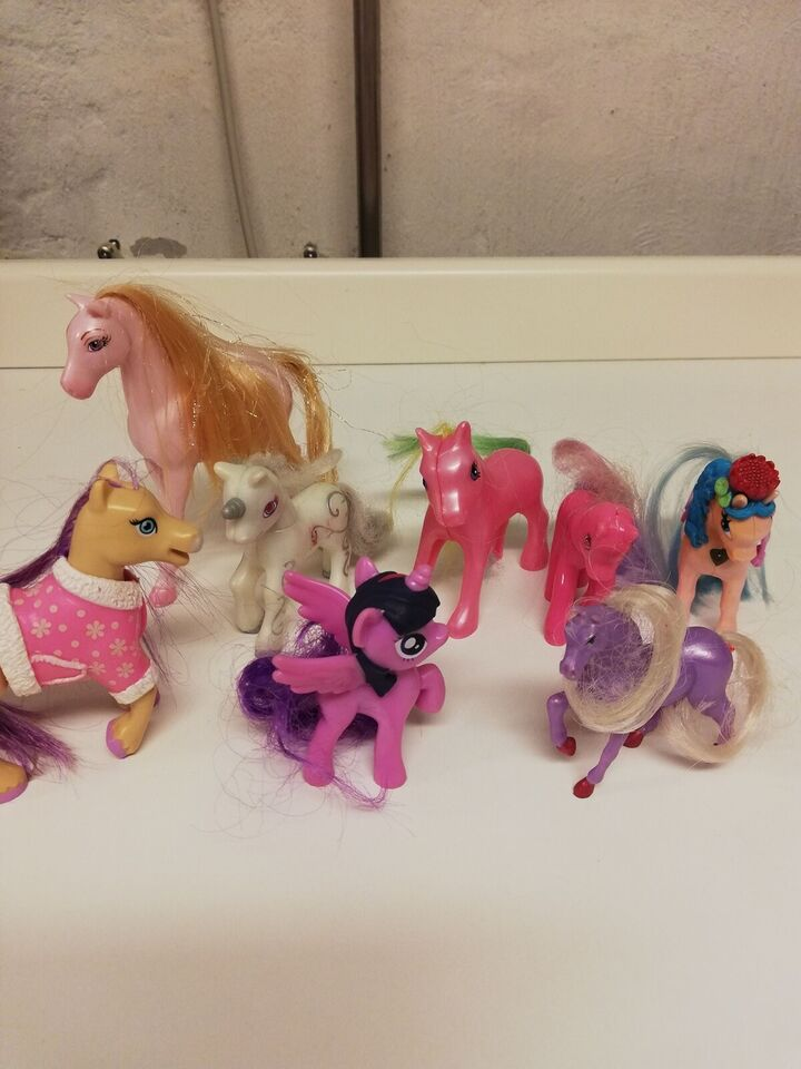 My Little Pony, My little pony og andre heste, My little pony