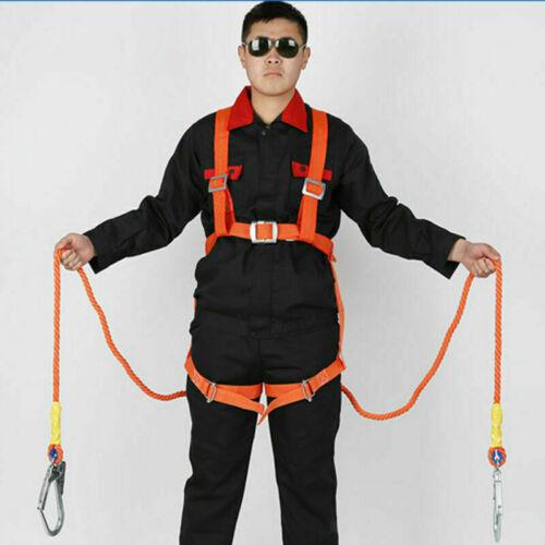 Fallschutz Set Industrie Absturzsicherung für Spiderman Rettungs Bau 100kg DE