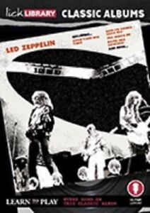 LICK-LIBRARY-Learn-to-Play-CLASSIC-ALBUMS-LED-ZEPPELIN-1-ONE-GUITAR-ROCK-DVD