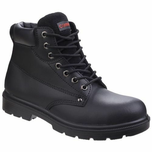 Centek FS331 Classic Ankle S3 Safety Boots (Black)