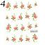 Nail-Art-Water-Decals-Transfer-Stickers-Fiori-Farfalle-Decorazione-Unghie miniatuur 8