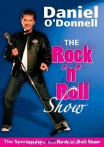 DANIEL-O-039-DONNELL-THE-ROCK-039-N-039-ROLL-SHOW-DVD-MARY-DUFF-PAL-All-Regions-NEW