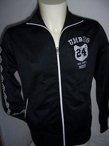 VESTE-Sweat-zippe-adulte-UMBRO-Dodge-FULLZIP-neuf-taille-XL-coloris-noir