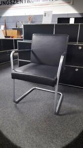 Walter Knoll Jason Leder Freischwinger Konferenzstuhl Besucherstuhl Stuhl Bs0038 Ebay