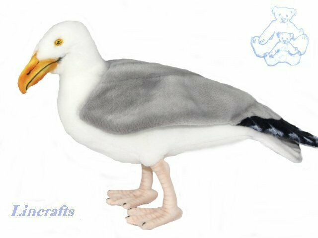 Hansa Albatross 7235 Plush Soft Toy Sea Bird Sold by Lincrafts Established 1993