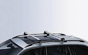 BMW Genuine Aluminium Lockable Roof Bars Rack Holder E61 5 Series 82710415052