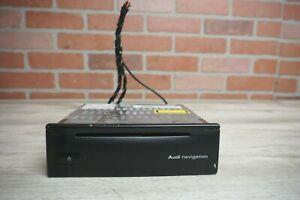2002-2005 AUDI A4 B6 1.8L NAVIGATION SYSTEM CD DISC READER PLAYER BLAUPUNKT OEM*