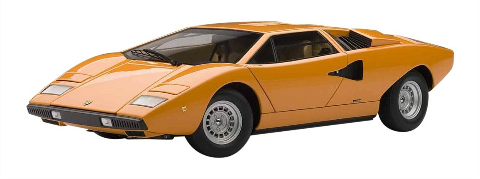 AUTOart 1 18 Lamborghini counterk LP400 (orange) 74647 Japan NEW