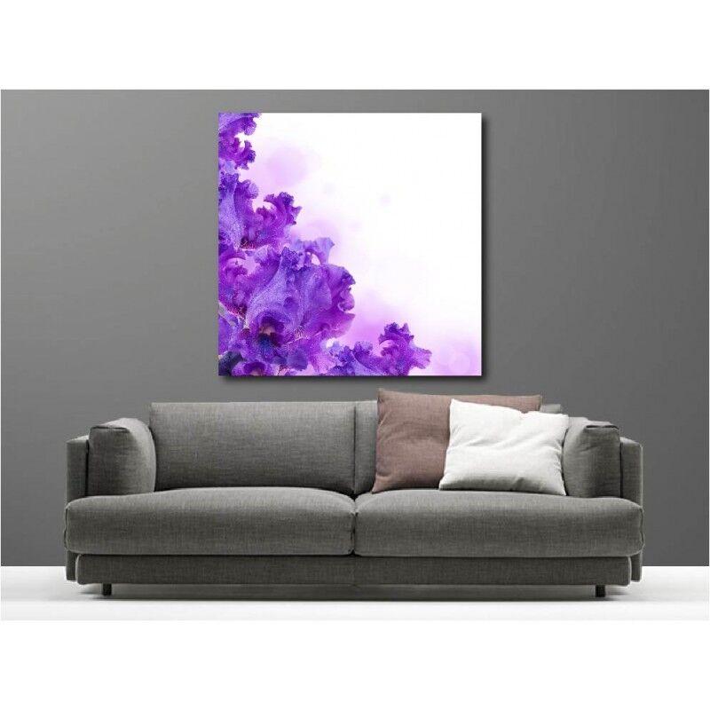 Tableau toile déco fleurs 108241190
