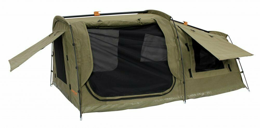 New Darche Dirty Dee 900 Swag Camping High Quality Waterproof 1 Person Mesh