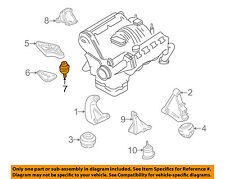 FORD OEM-Engine Motor Mount Torque Strut 9E5Z6068D
