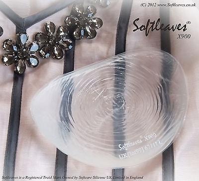 Softleaves X99 Silicone Breast Enhancers Pushup bra Chicken Fillets Bra Incerts
