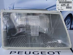 Originalteil-Scheinwerfer-PEUGEOT-309-rechts-OE-620565-NEU