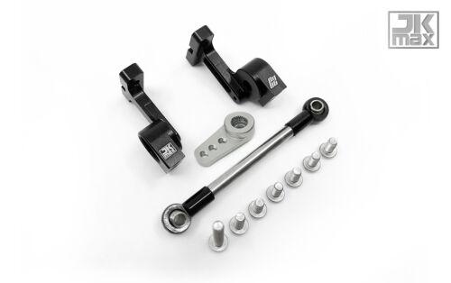 CAPO JKMAX RC Crawler Car Model JKMAX Front Pull Rod Steering Gear Base