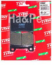 * Yamaha FJ Virago XV XVZ TD VMX V-Max 1000 1100 1200 LUCAS Bremsbeläge 530
