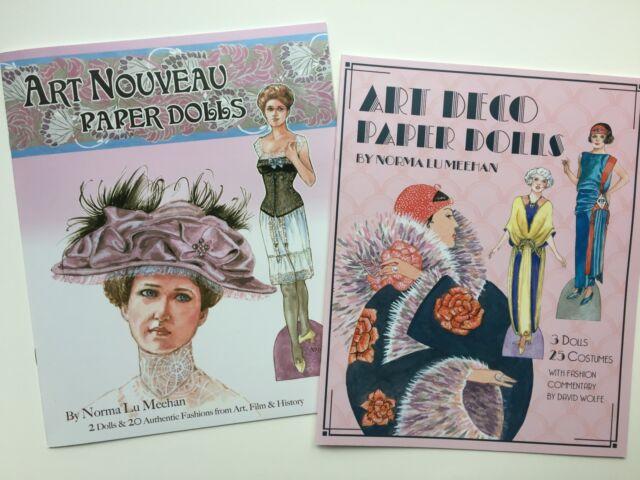 art deco fashion history