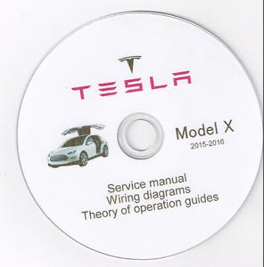 tesla x model service repair workshop manual wiring diagram 2015 canon generator wiring image is loading tesla x model service repair workshop manual wiring