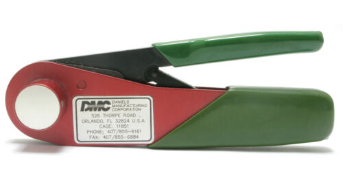 Daniels Manufacturing DMC 2330-1 Hand Crimp Tool