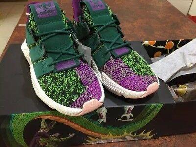 Adidas x Dragon Ball Z Son Gohan Cell Vegeta Majin Buu Shenlong Shoes