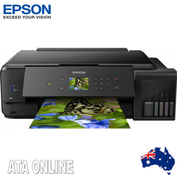 Epson EcoTank Expression ET-7750  Wi-Fi Multifunction Refillable Ink Printer