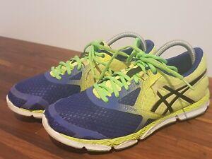Details about Asics 33-DFA Run T532N Running Men's Trainers Green Size EU 41.5
