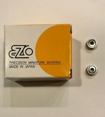 506HS Mag 15 ABEC 5 Stainless Steel Ball Bearings Penn 505HS 2 535GS