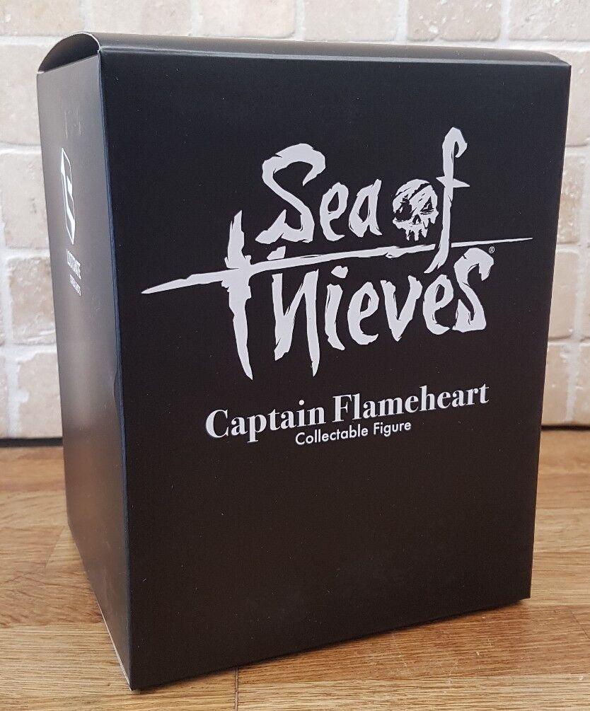 Sea of Thieves Captain Flameheart Pop Pop Pop Vinyl Figure Loot & Towel NEW c0c0c8