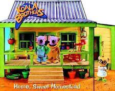 Home, Sweet Homestead (The Koala Brothers) Golden Books Board book