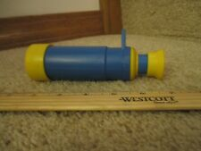 Fisher Price Action hiking camping walking belt spyglass telescope spy glass